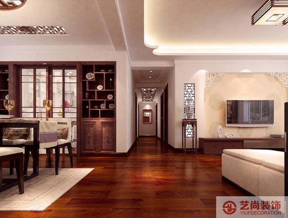 郑州27研究所160平方装修效果图