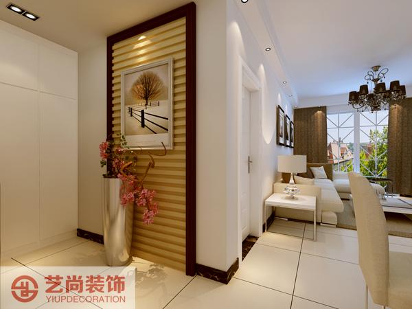 紫荆尚都87平方两室两厅现代简约雷火竞猜app案例效果图