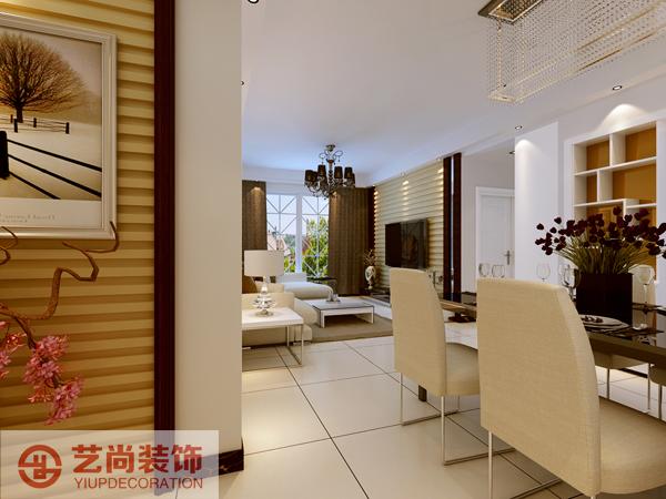 郑州紫荆尚都87平方装修效果图