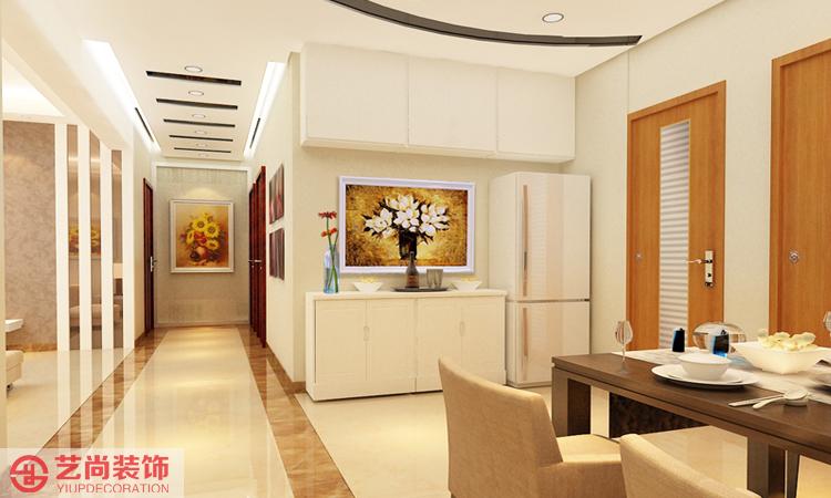 春城园126平方三室两厅一卫户型图