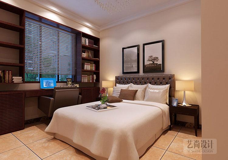 怡丰森林湖135平方现代简约三室两厅装修案例效果图