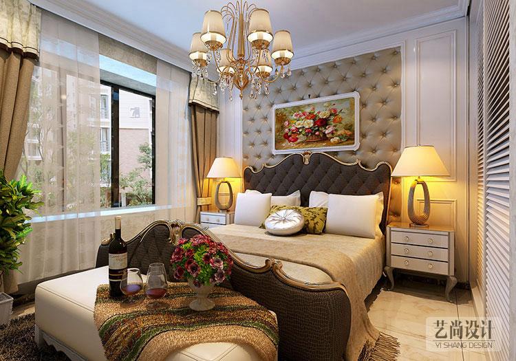 三室两厅卧室装修方案