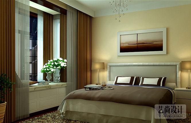 橄榄城伍号院三室两厅139平方装修效果图 高清图片