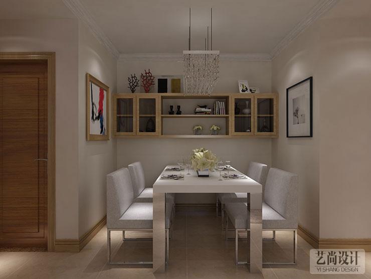 普羅旺世86平方兩室兩廳裝修案例 普羅旺世現代簡約案例裝修效果圖