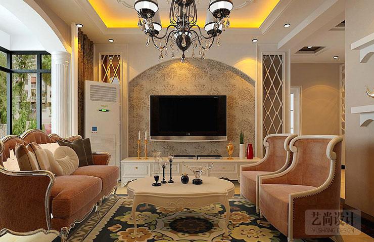 怡丰森林湖g3-2户型85平方两室两厅装修方案