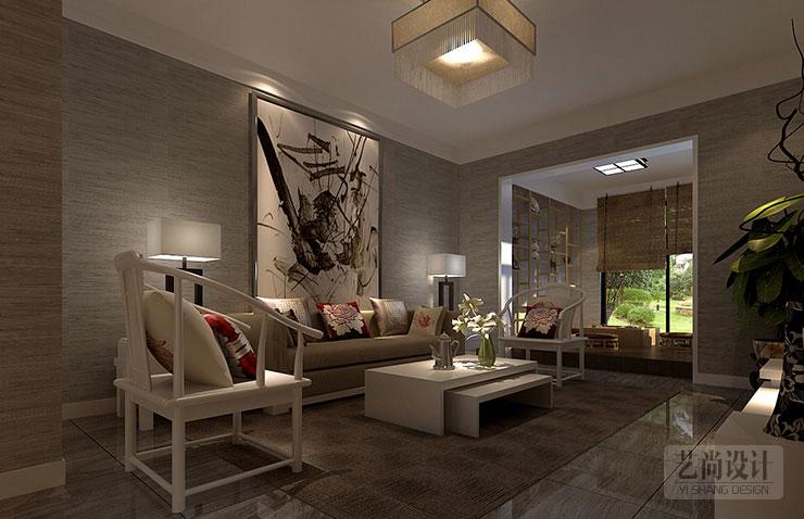 本套案例是由艺尚装饰设计的海上五月花89平方三室两厅现代简约样板间装修效果图。现代简约风格外形简洁、功能强,强调室内空间形态和物检的单一性、抽象性。室内空间开敞、内外通透,在空间平面设计中追求不受承重墙限制的自由。室内墙面、地面、顶棚以及家具陈设乃至灯具器皿等均以简洁的造型、纯洁的质地、精细的工艺为其特征。