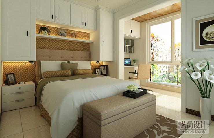 正商恒钻10a户型87平方三室两厅现代简约风格装修效果