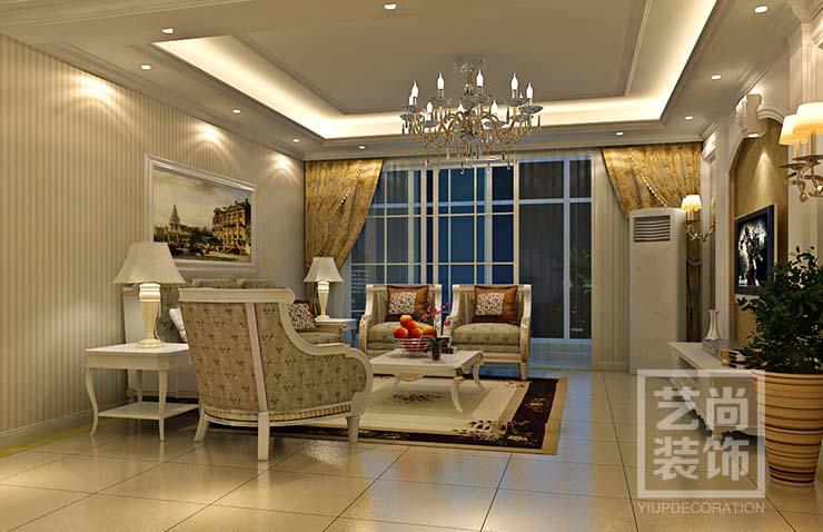 院a185平方四室两厅装修效果图