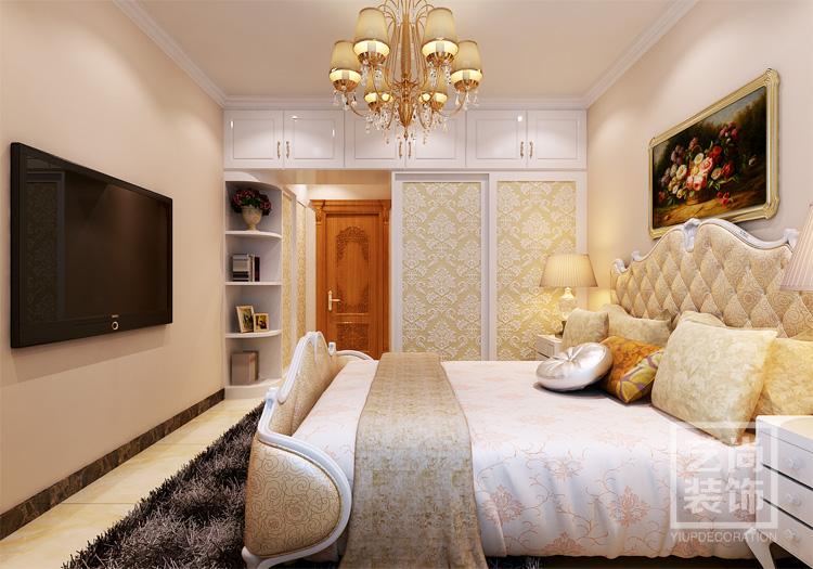 艺尚装饰-卧室装修效果图