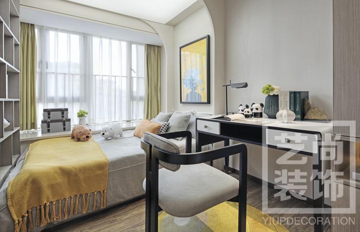 绿地璀璨天城118平方三室两厅两卫户型图