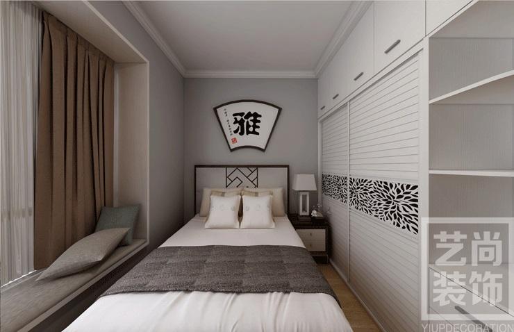 郑州民航国际馨苑200平方装修效果图