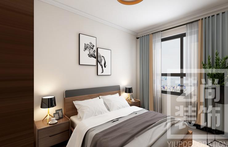 汇泉西悦城三室两厅两卫样板间雷火竞猜app案例