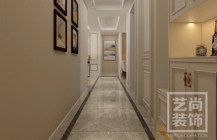 翰林国际城118平方三室两厅两卫户型图